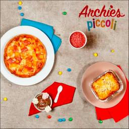 Menú infantil Piccoli Chef