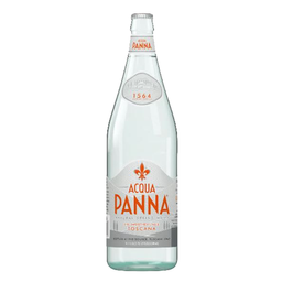Agua Acqua Panna Vidrio 505 mL