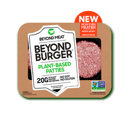 2 Und Carne Vegetal Beyond Burger Bandeja (113 g c/u)