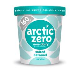 Helado Vegano Arctic Zero Sabor Carmelo Salado 16 Oz