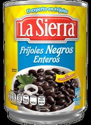 La Sierra Frijoles Enteros Negros