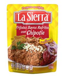 La Sierra Frijoles Refritos Chipotle