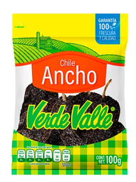 Verde Valle Chile Seco Ancho
