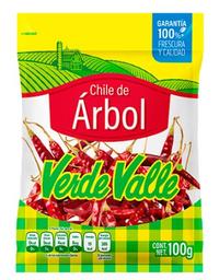 Verde Valle Chile Seco Árbol