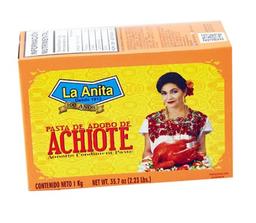 La Anita Pasta de Achiote