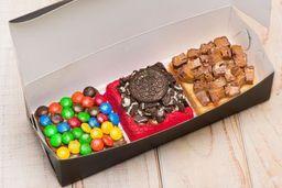 Caja X 3 Brownies Surtidos