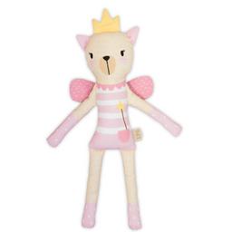Peluche Gatica Princesa Flora