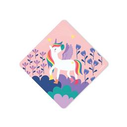 Toalla Bebé Unicornios