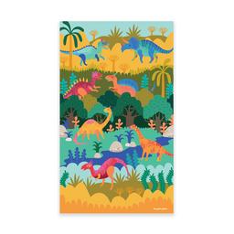 Toalla Niño Dinosaurio