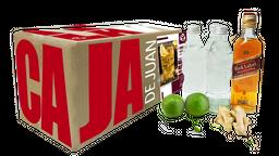 Caja de Cocteles Red Label/Ginger&Lemon Highball 7 Cocteles 1 U