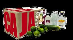 Caja de Cocteles Gordons - Cucumber Lemonade 7 Cocteles 1 U