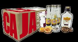 Caja de Cocteles Gordons - Gin & Juan 7 Cocteles 1 U