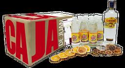 Caja de Cocteles Gordons - Gin & Juan 15 Cocteles 1 U