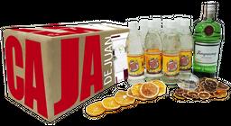 Caja de Cocteles Tanqueray - Gin & Juan 15 Cocteles 1 U