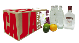 Caja de Cocteles Smirnoff & Soda 7 Cocteles 1 U