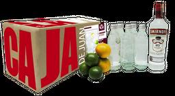 Caja de Cocteles Smirnoff & Soda 14 Cocteles 1 U