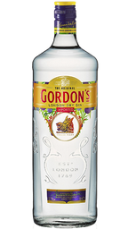 Ginebra Gordons London Dry 750 mL
