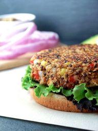 Vegan burger, 200g