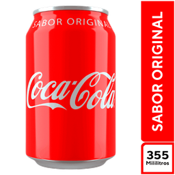 Coca-Cola Sabor Original 355 ml