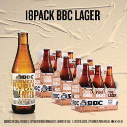 18-pack Lager