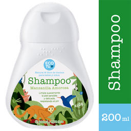Shampoo Manzanilla Amorosa 200 Ml