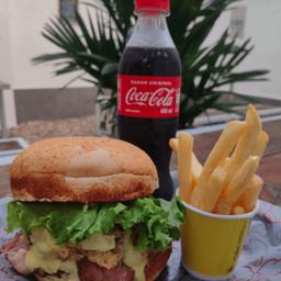 Combo Arepiz Burger