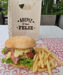 Hamburguesa Arepiz