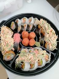 Combo tempura
