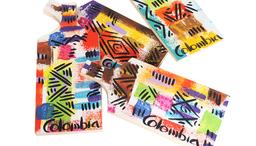 Tabla de Cortar BetoPaz Mini Étnicos Colombia