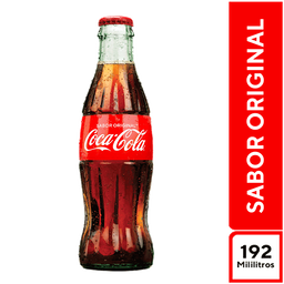 Coca-Cola Sabor Original 192 ml