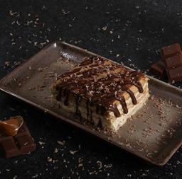 Pave de Nutella y Arequipe