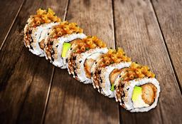 Sushi Salmón Tempura