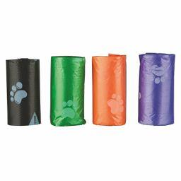 Bolsa Excremento 4 Rollos 12 Un Color Surt L 22836