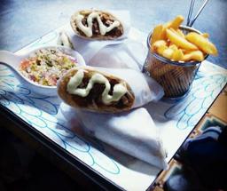 Plato Shawarma