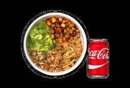 De Origen Bowl + Coca Cola