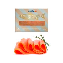 Pacific Seafood Salmon Ahumado Artesanal Tajado