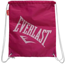 Sack Bag Logo Everlast Fucsia