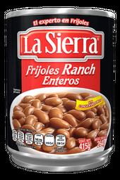 Frijoles Enteros Rancheros