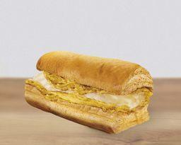 Sub Huevo y queso 15 cm