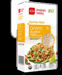 Andean Valley Grano de Quinoa Real Blanco Orgánico