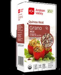Andean Valley Grano de Quinoa Real Mix Orgánico