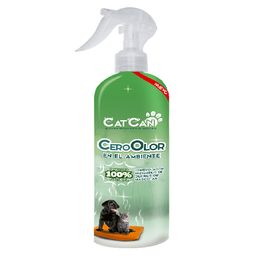 Cat Can Cero Olor Spray 250Ml