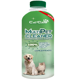 Cat Can Multipet Cleaner 500Ml