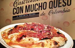 Pizza Peperoni Tropical