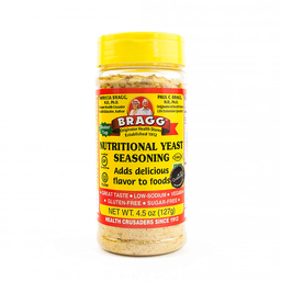 Bragg Condimento Nutricional Con Levadura