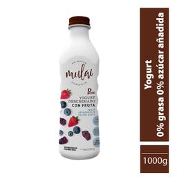 Mulai Yogurt Arandanos Frutos Rojos