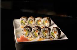Yin Yang Vegetarian Roll
