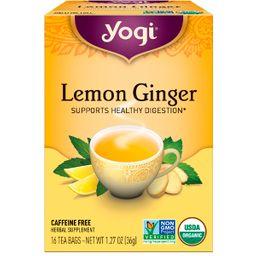 Yogi Té Lemon Ginger