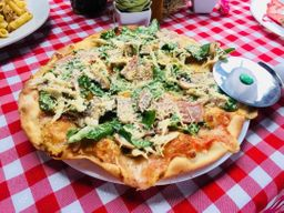 Pizza Huerta Pepper