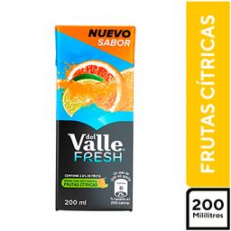 Del Valle Frutas Cítricas 200 ml